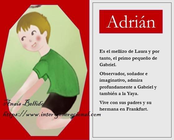 Adrián intergeneracional