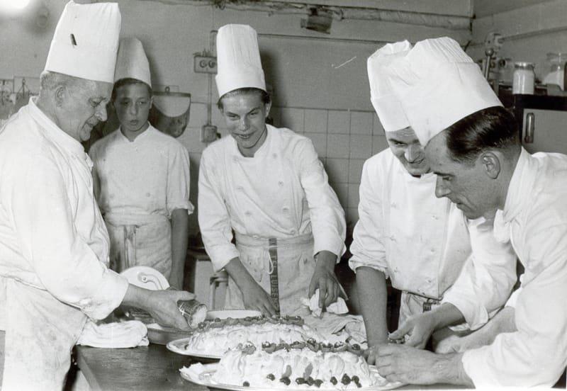 Küchenteam