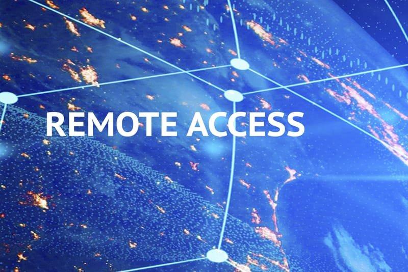 Remote Access as a Service