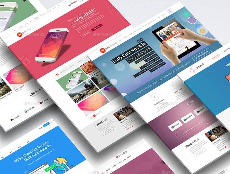 Professional Website Creation