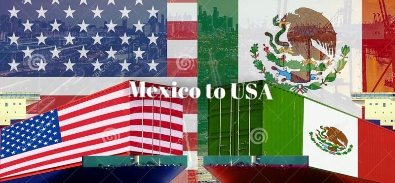 Mexico to USA
