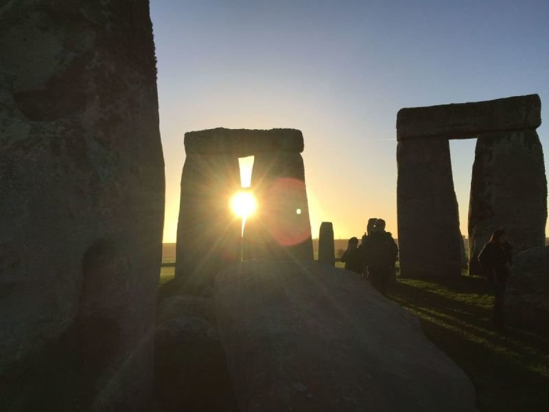Stonehenge and city of Bath Private Car Tour