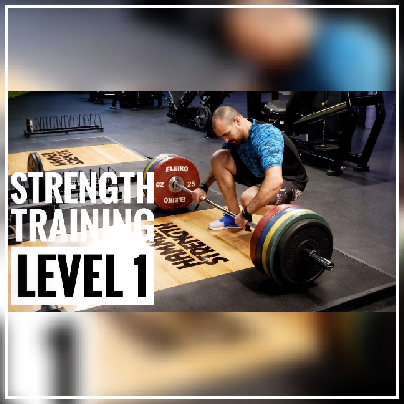 Strength Training - Level 1