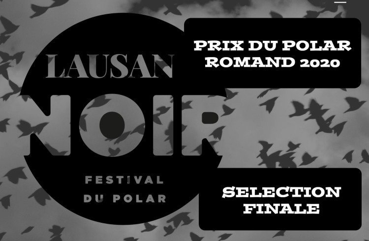 """""""Seule la haine"""" de David Ruiz Martin Finaliste du Prix Polar Romand 2020 !"""