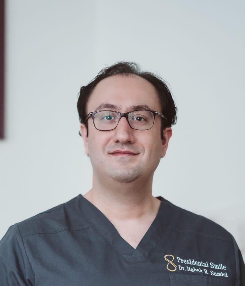 Dr. Babak R. Samiei
