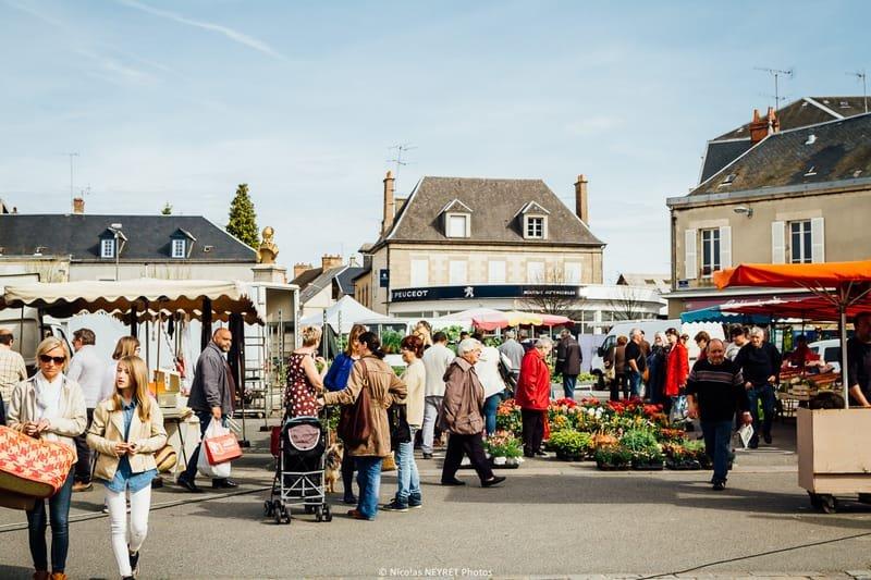 Market Boussac