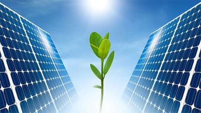 التدريب المتخصص في مجال الطاقة المتجددة المستدامة .