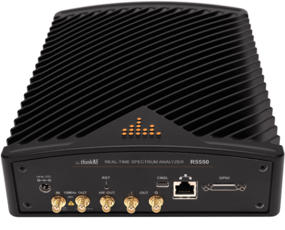 Real-Time Spectrum Analyzers
