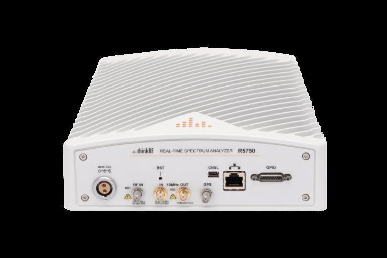 Spectrum Analyzers with GPS capability