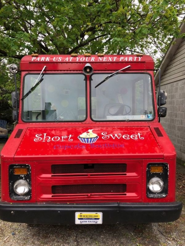 Cupcake Truck Services