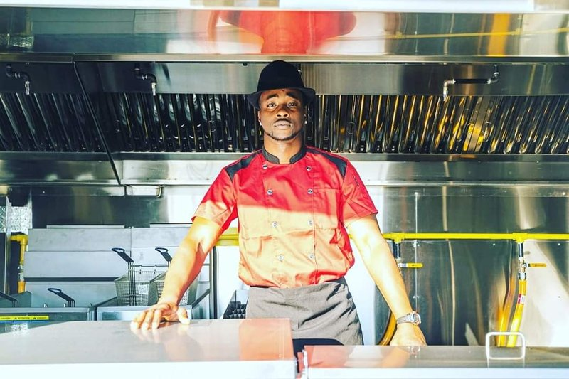 Chef Theo Myrie