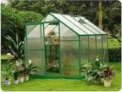 CUT GLASS & GREENHOUSE GLAZING