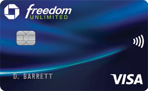 Chase Freedom Unlimited® Review
