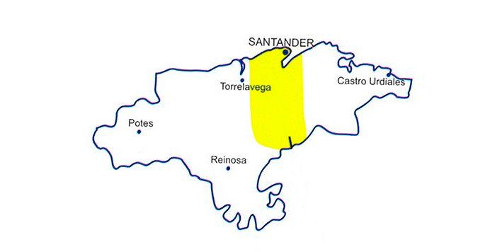 Valles del Pas-Pisueña. Santander