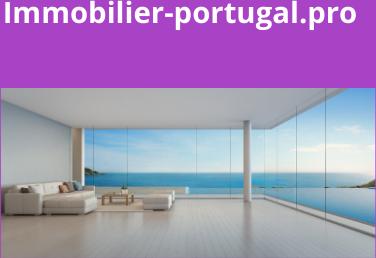 CONSEIL EN IMMOBILIER AU PORTUGAL