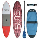 SUNS Cruise 11'1 SUP Package Fixed Paddle