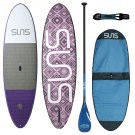SUNS Cruise 9'4 x 31 SUP Package Fixed Paddle