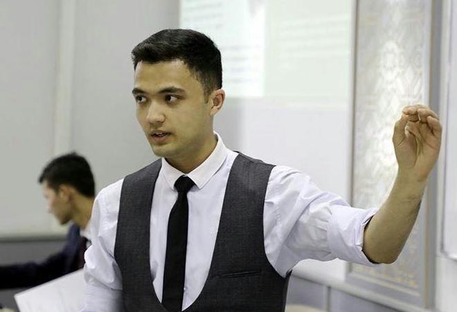 Топилов Хасан Жамолиддинович