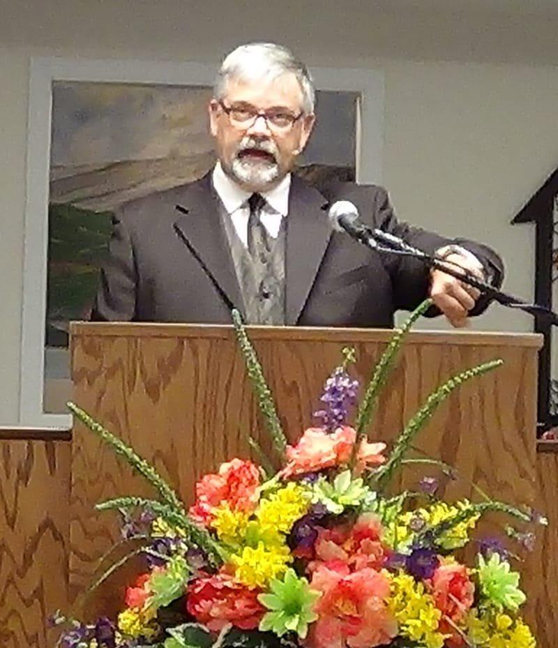 Pastor Zack Ditmar