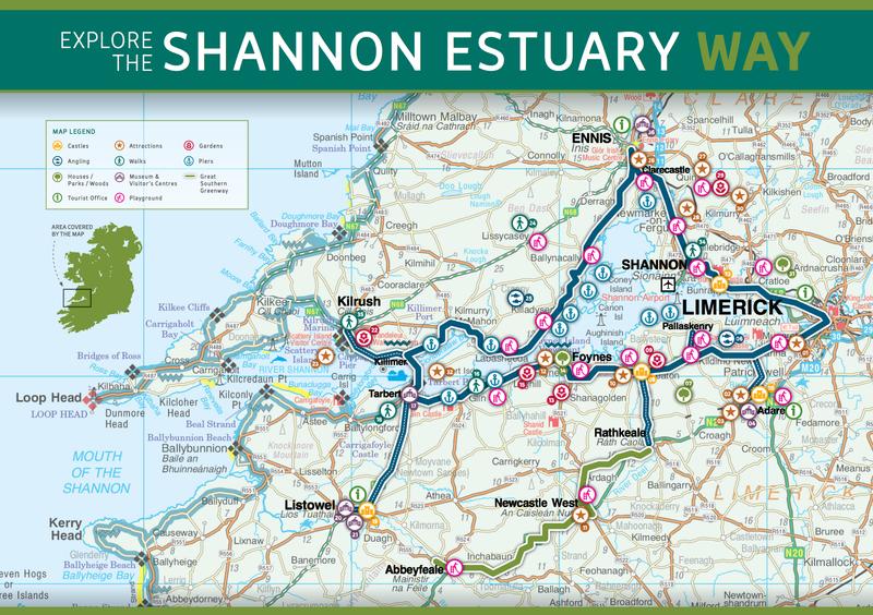 Explore The Shannon Estuary