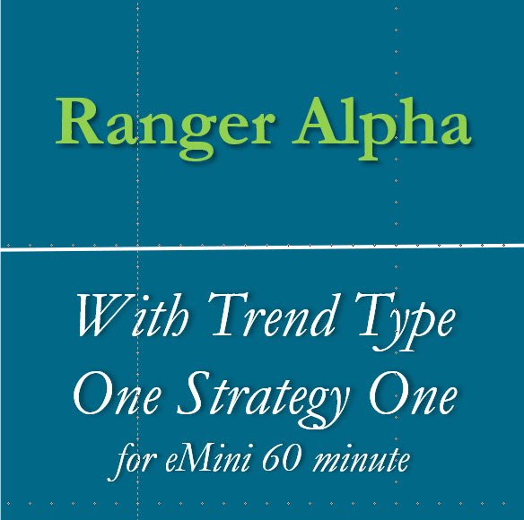 With Trend Strategy Type One Number One