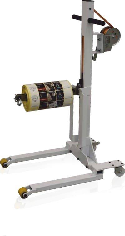 RL150 M – manual roll lifter