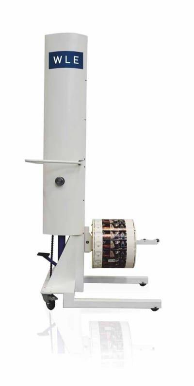 RL350 H – hydraulic roll lifter