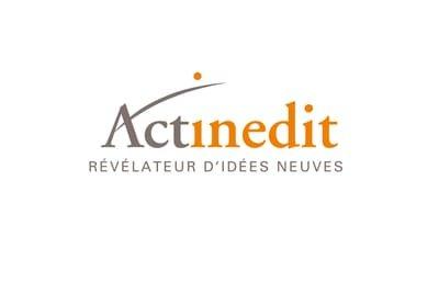Actinedit : révélateur d'idées neuves