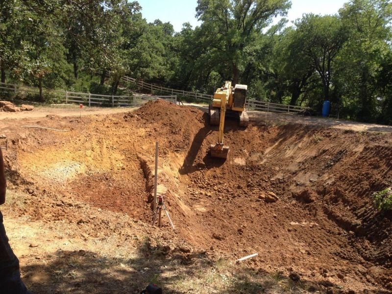 Pond and Lake Construction