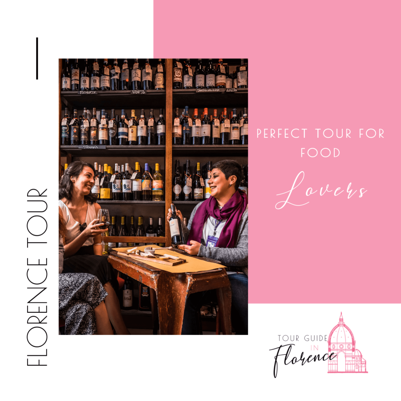PERFECT TOUR FOR FOOD LOVERS