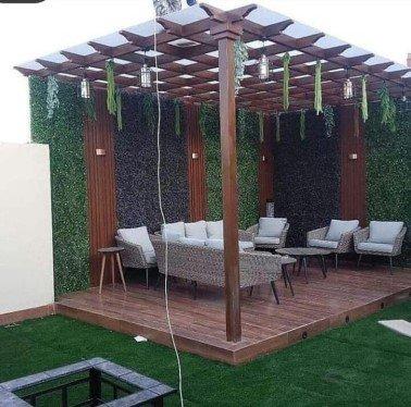 محلات تركيب مظلات حدائق في الاحساء