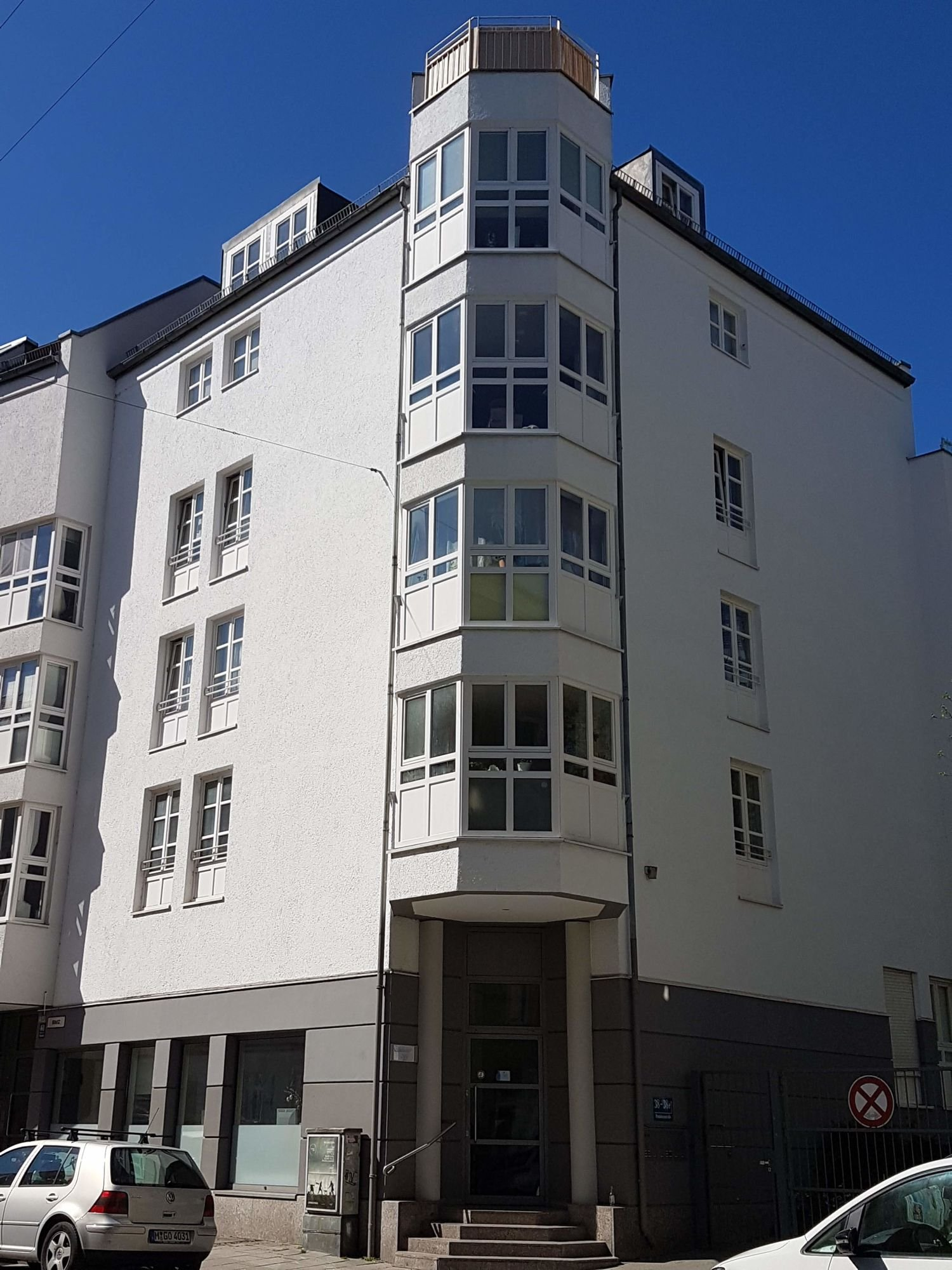 Pestalozzistraße
