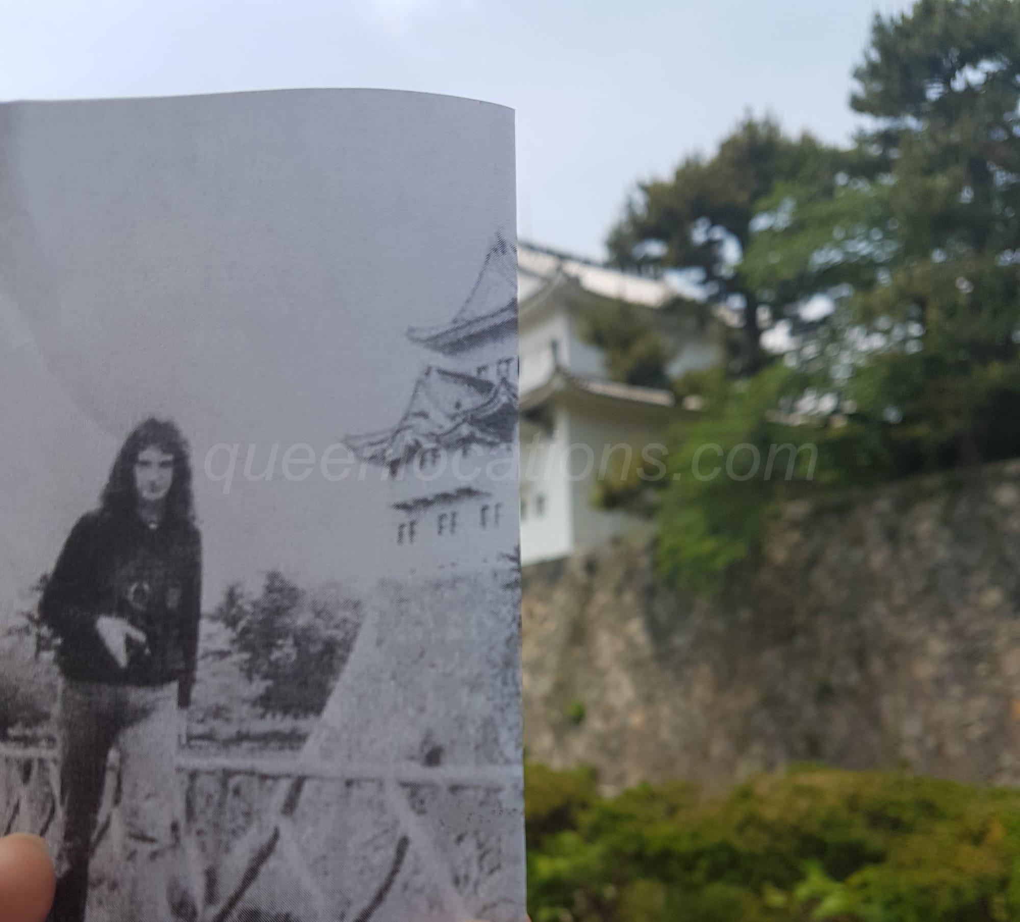 Nagoya Castle John Deacon