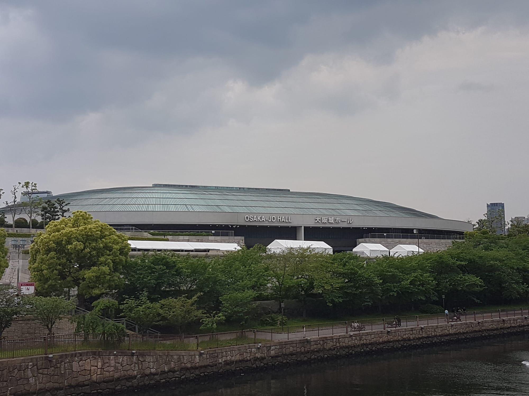 Osaka-Jo Hall