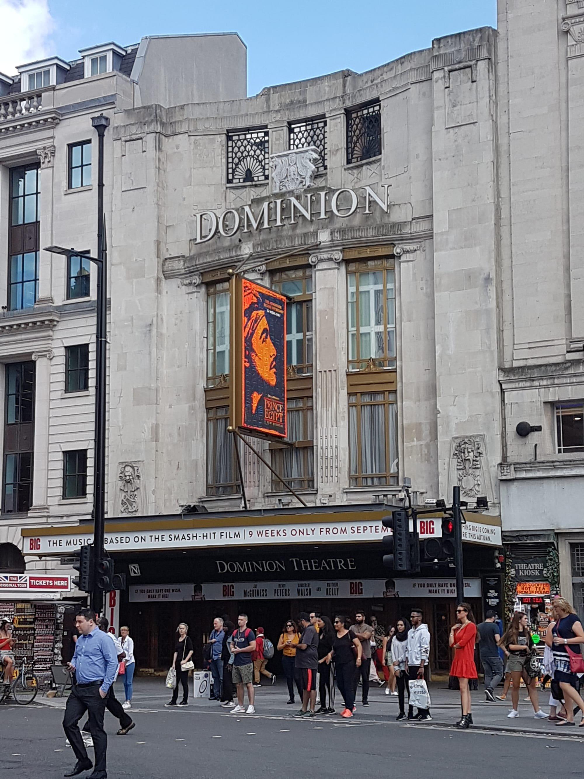 Dominion Theater