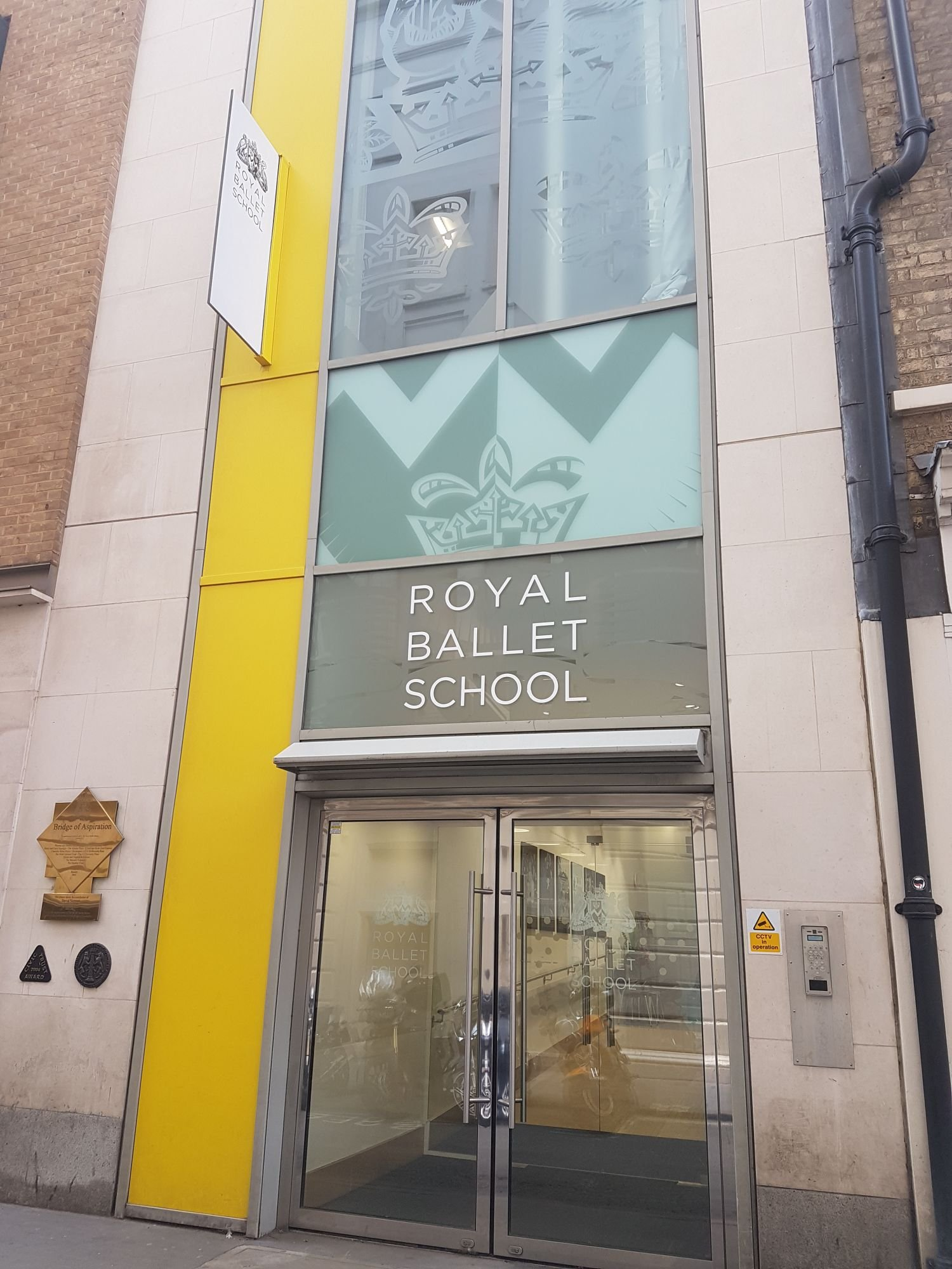 Royal Ballet School