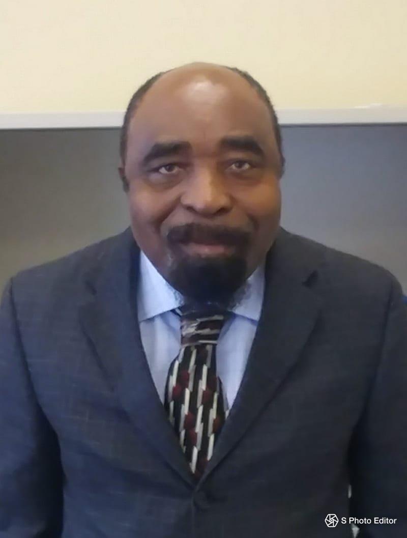 Dr. Edward Ajayi
