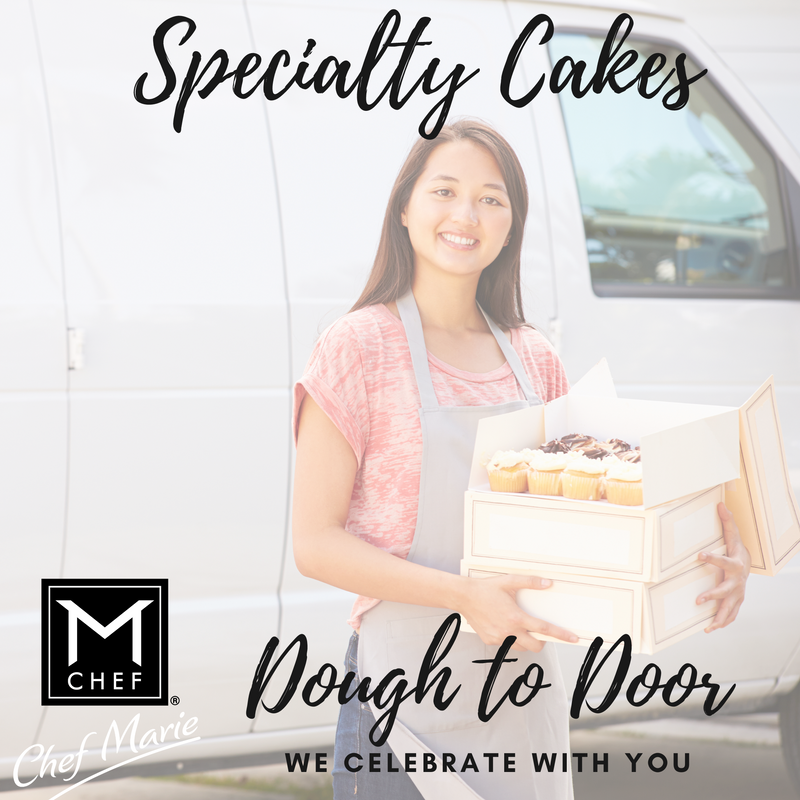 Las Vegas Specialty Cake & Pastries Delivery