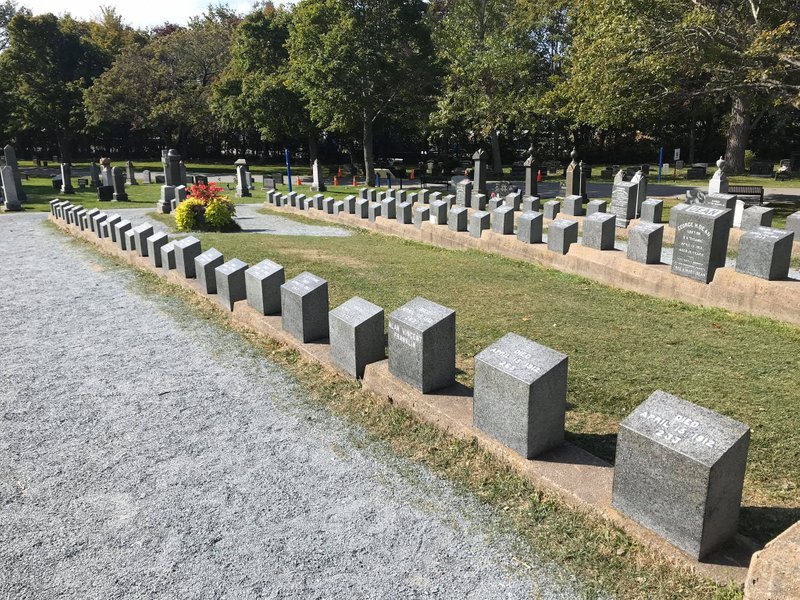 Halifax Titanic Grave Sites - Virtual Video Tour