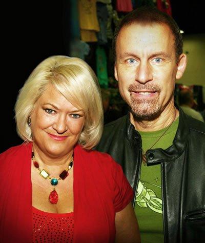 Richard & Wendy Pini