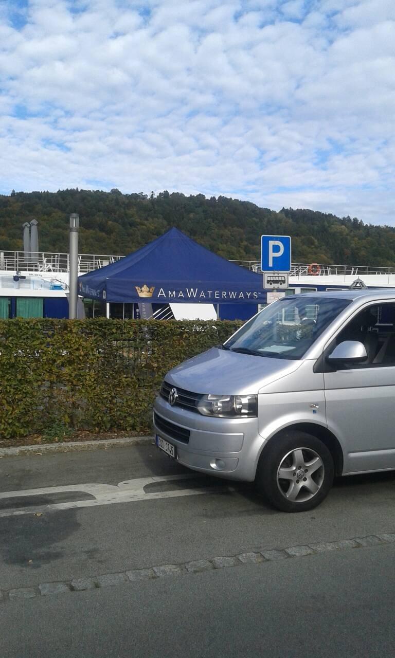 Regensburg Cruise Dock