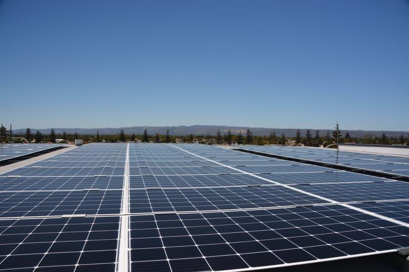 Glenelg Solar Hybrid System