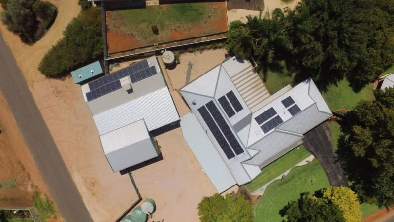 19.8kW Residential Solar System