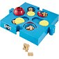 Ethical Pet Spot Seek-a-Treat Flip N' Slide Treat Dispenser Dog Toy, Blue