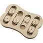 Ethical Pet Seek-A-Treat Shuffle Bone Puzzle Dog Toy