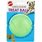 Ethical Pet Dura Brite Treat Ball Dog Toy, Color Varies