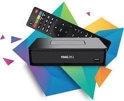 How to setup IPTV on a MAG device?