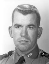 Trooper Cecil Uzzle