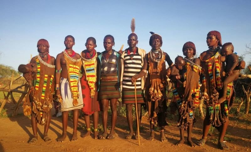 Five  days Omo Valley Tribal Tours