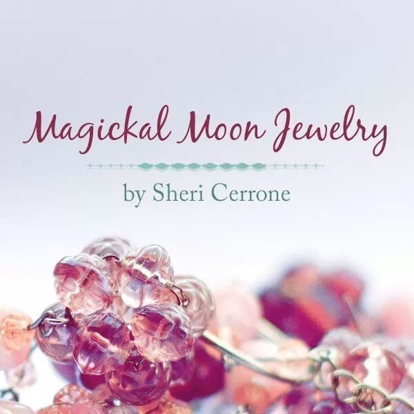 Magickal Moon Jewelry by Sheri Cerrone